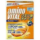 味の素 AJINOMOTO amino VITAL クエン酸チャージウォーター【レモン風味/10g×20本】[16AM7060]
