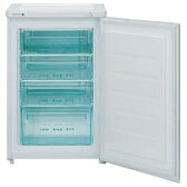 【標準設置費込み】 GE(日本ゼネラル) 《基本設置料金セット》 1ドア直冷式冷凍庫 「ノーフロスト」 (110L) FFU110R[FFU110R]