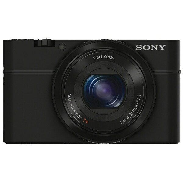 【送料無料】 ソニー コンパクトデジタルカメラ Cyber-shot(サイバーショット) …...:biccamera:10398579