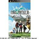 【あす楽対象】 スクウェアエニックス ファイナルファンタジーIII【PSPゲームソフト】
