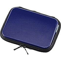 サンワサプライ ハードタイプ電子辞書ケース PDA-EDC30BL(ブルー)[PDAEDC30BL]