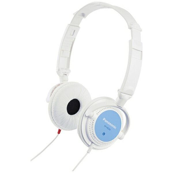 パナソニック Panasonic RP-HB200-A ヘッドホン (ブルー)RP-HB200-A 1.2mコード[RPHB200] panasonic