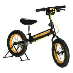 【送料無料】 ハマー 12型 キッズ用ランニングバイク HUMMER TRAINEE BIKE(イエロー)[TRAINEEBIKE] 【代金引換配送不可】