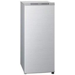 【標準設置費込み】 パナソニック NR-FZ120B-S 1ドア冷凍庫 (121L) NR-FZ120B-S シャイニングシルバー[NRFZ120B]