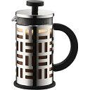 【送料無料】 ボダム フレンチプレスコーヒーメーカー 「EILEEN」(1.0L) 11195-16 ステンレス[1119516]