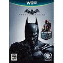 【送料無料】 ワーナーホームビデオ バットマン:アーカム・ビギンズ【Wii Uゲームソフト】