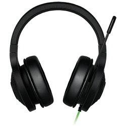 【送料無料】RAZERヘッドセット[USB]RazerKrakenUSB(ブラック)RZ04-01200100-R3M1