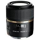 【送料無料】 タムロン 交換レンズ SP AF60mm F/2 DiII MACRO 1:1Model G005【ニコンFマウント(APS-C用)】