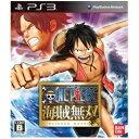 バンダイナムコエンターテインメント BANDAI NAMCO Entertainment ワンピース 海賊無双 通常版【PS3ゲームソフト】