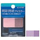資生堂 shiseido SELFIT(セルフィット)デュアルアイカラーN パープル100(2g)