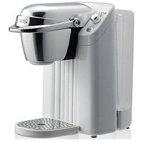 【送料無料】 キューリグ 専用カプセル式コーヒーメーカー 「ネオトレビエ」 BS200-W パンナホワイト[BS200]