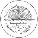 エッシェンバッハ スケール(精密ドッキングスケールルーペ1154-7、1154-10用) 115203[115203スケール]