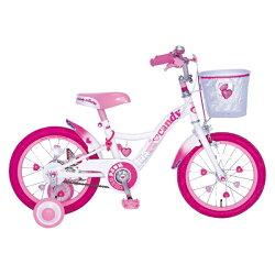 【送料無料】タマコシ16型子供用自転車HARDCANDY16(ピンク/シングルシフト)【2013年モデル】[ハードキャンディ16]