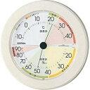 エンペックス EMPEX INSTRUMENTS EX-2861 温湿度計 スーパーEX アナログ EX2861