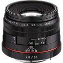 【送料無料】 ペンタックス 交換レンズ HD PENTAX-DA 35mm F2.8 Macro Limited【ペンタックスKマウント(APS-C用)】(ブラック)[HDPENTAXDA35MMF2