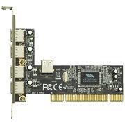 玄人志向 USB2.0(4ポート)増設用 PCIボード USB2.0V-P4-PCI