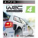 【送料無料】 スクウェアエニックス WRC 4 FIA ワールドラリーチャンピオンシップ【PS3ゲームソフト】