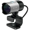 【送料無料】 マイクロソフト WEBカメラ[USB・HD 1080p] LifeCam Studio (シルバー/ブラック) Q2F-00020