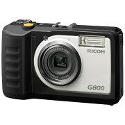 【送料無料】 リコー RICOH 防水コンパクトデジタルカメラ  G800[G800]