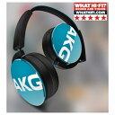 【送料無料】 AKG ヘッドホン(グリーン) Y50TEL