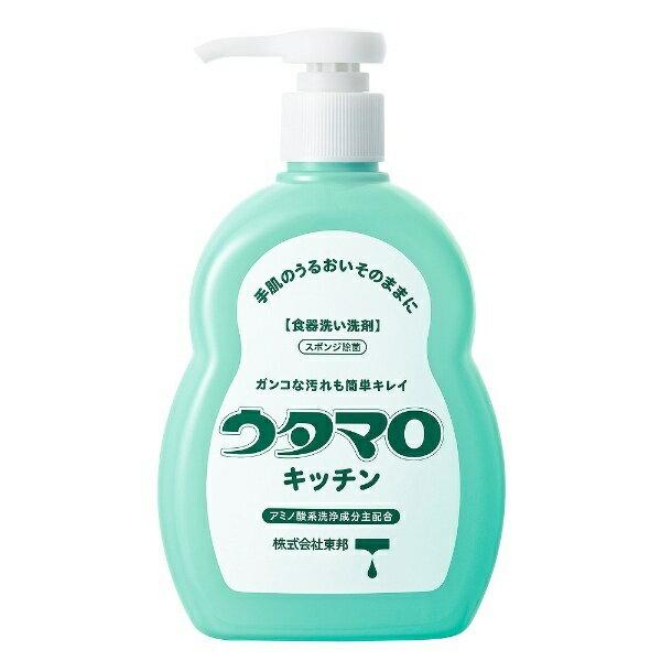 東邦 TOHO ウタマロキッチン(300ml)〔食器用洗剤〕