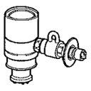 パナソニック Panasonic CB-SXK6 シングル分岐水栓 食器洗い乾燥機用 CBSXK6 panasonic