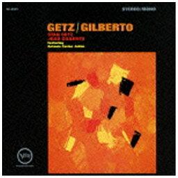 ユニバーサルミュージック スタン・ゲッツ&ジョアン・ジルベルト(ts/g、vo)/ゲッツ/ジルベルト?50周年記念デラックス・エディション 【CD】