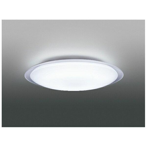 【送料無料】 東芝 リモコン付LEDシーリングライト(~8畳) LEDH94064X-LC 調光・調色【日本製】[LEDH94064XLC]