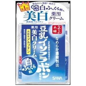 常盤薬品 【SANA(サナ)】なめらか本舗 豆乳イソフラボン含有の薬用美白クリーム 50g