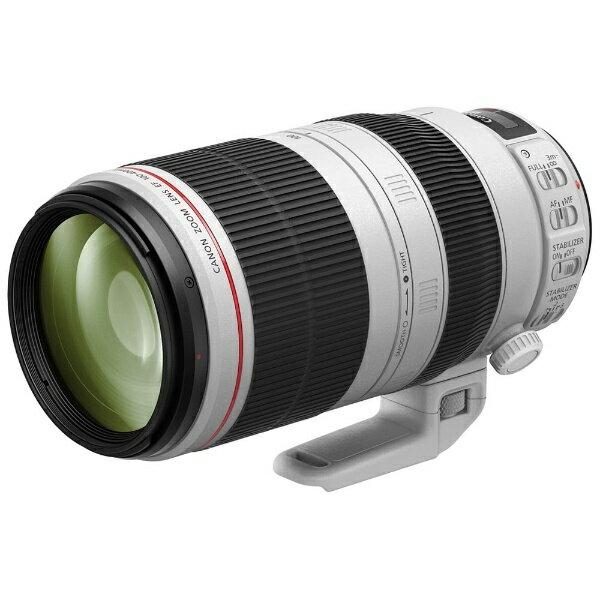【送料無料】 キヤノン 交換レンズ EF100-400mm F4.5-5.6L IS II USM【キヤノンEFマウント】【日本製】[EF100400LIS2]