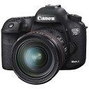 【送料無料】 キヤノン CANON EOS 7D Mark II(G)【EF24-70L IS USM レンズキット】/デジタル一眼レフカメラ【日本製】[生産完了品 在庫限り][EOS7DMK22470ISLK]