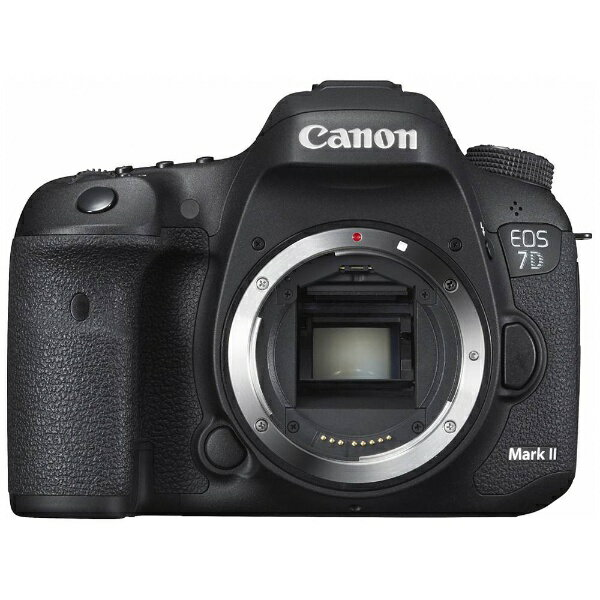 【送料無料】 キヤノン CANON EOS 7D Mark II(G)【ボディ(レンズ別売)/デジタル一眼レフカメラ】【日本製】[EOS7DMK2]