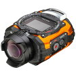 【送料無料】 リコー コンパクトデジタルカメラ RICOH WG-M1(オレンジ)[生産完了品 在庫限り][WGM1OR]