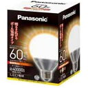 パナソニック LDG9L-G/2 LED電球 (ボール電球形[90mm径]・全光束735lm/電球色相当・口金E26) LDG9L-G/2[LDG9LG2]