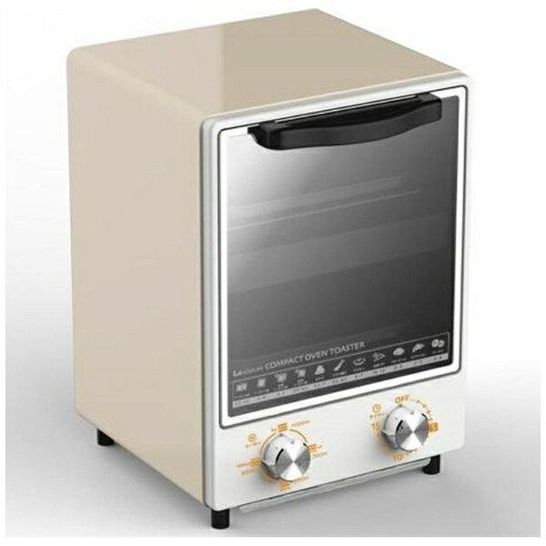 コイズミ オーブントースター(1000W) KOS-1014/C クリーム[KOS1014C]