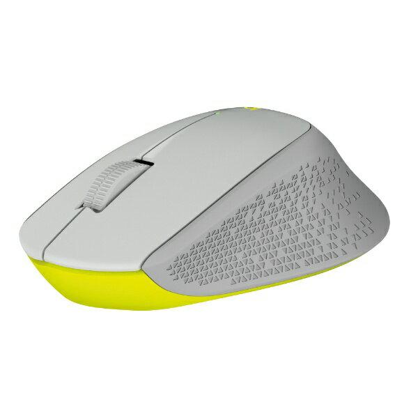 ロジクール ワイヤレス光学式マウス[2.4GHz・USB] Wireless Mouse m280 (3ボタン・グレー) M280GY