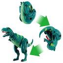 バンダイ BANDAI ワイルドエッグ ティラノサウルス