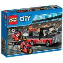 レゴジャパン LEGO(レゴ) 60084 シティ レースバイクキャリア