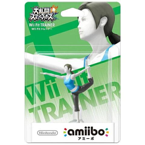 任天堂 amiibo Wii Fit トレーナー(大乱闘スマッシュブラザーズシリーズ)