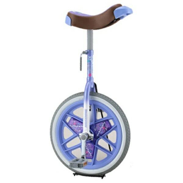 【送料無料】 ブリヂストン 16型 一輪車 スケアクロウ(ラベンダー)SCW16 【代金引…...:biccamera:10762794