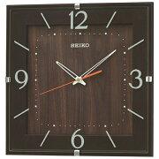 【送料無料】 セイコー SEIKO 電波掛け時計 「ナチュラルスタイル」 KX398B