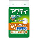 日本製紙クレシア crecia アクティ Wで消臭パンツ 長時間タイプ L−LL 16枚〔大人用おむつ〕
