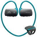 【送料無料】 ソニー デジタルオーディオプレーヤー WALKMAN Wシリーズ(ブルー/16GB) NW-WS615LM[NWWS615LM]