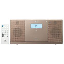 【2014年12月04日発売】【送料無料】JVCラジカセ(ラジオ+CD)ブラウンNXPB30T[NXPB30T]