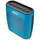 【送料無料】 BOSE ブルートゥーススピーカー SoundLink(ブルー) SLink Color BLU[SLINKCOLORBLU]