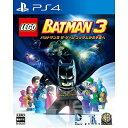 【送料無料】 ワーナーホームビデオ LEGO(R) バットマン3 ザ・ゲーム ゴッサムから宇宙へ【PS4ゲームソフト】
