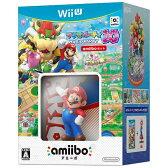 【送料無料】 任天堂 マリオパーティ10 amiiboセット【Wii Uゲームソフト】