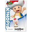 任天堂 amiibo キノピオ(スーパーマリオシリーズ)【Wii U/New3DS/New3DS LL】