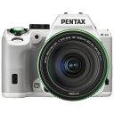 【あす楽対象】【送料無料】 ペンタックス PENTAX K-S2【18-135WRキット】(ホワイト/デジタル一眼レフカメラ)[生産完了品 在庫限り]