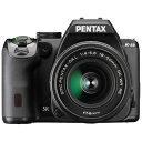 【あす楽対象】【送料無料】 ペンタックス PENTAX K-S2【18-50REキット】(ブラック/デジタル一眼レフカメラ)[生産完了品 在庫限り]
